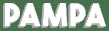 logo pampa blanc